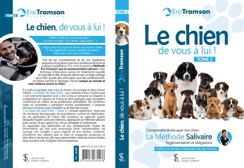 livre le chien de vous a lui edition tom 2